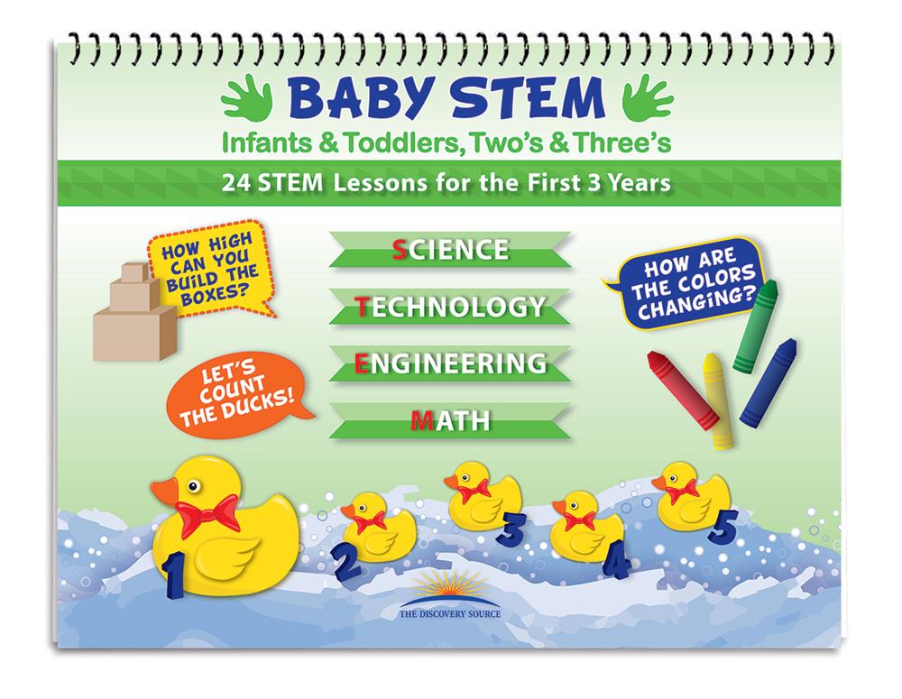 Illustrations for Baby STEM