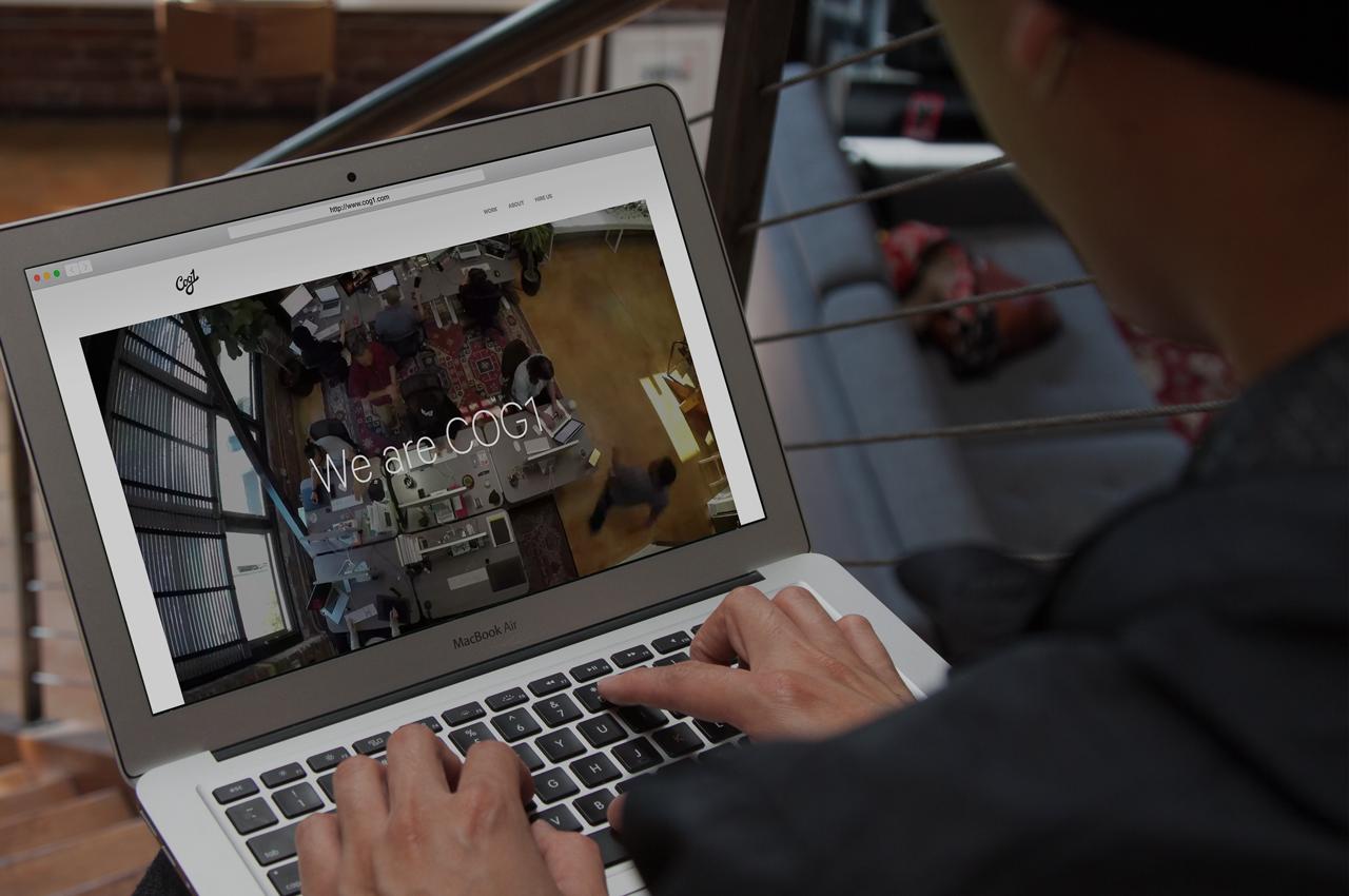 COG1   Brand Identity / Web Design    Visit Project