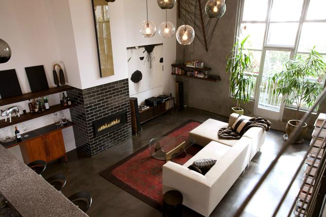 LOCZIdesign - Burk Remodel (Loft View)