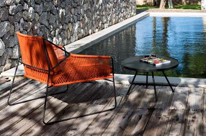 Oasiq — Sandur Collection Handwoven Chair