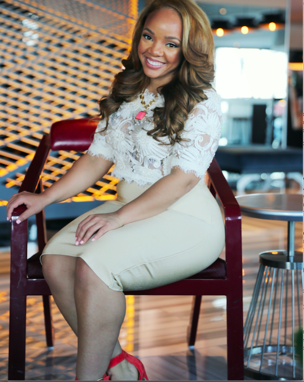 """Meet Candace Armour, a 25 year old entrepreneur. Her hard work and determination has provided a means for empowering women to do what makes their heart sing! Read below to see what she has to say about """"Thinking Legendary"""" and how to achieve your goals. Visit her pages at:www.CandyGirlFitness.com & www.EpicFabGirl.com"""