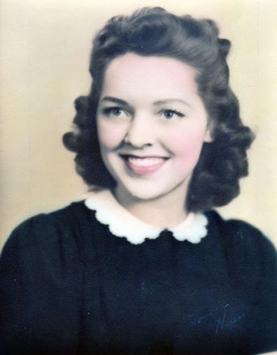 Helen B Andelin, 1941