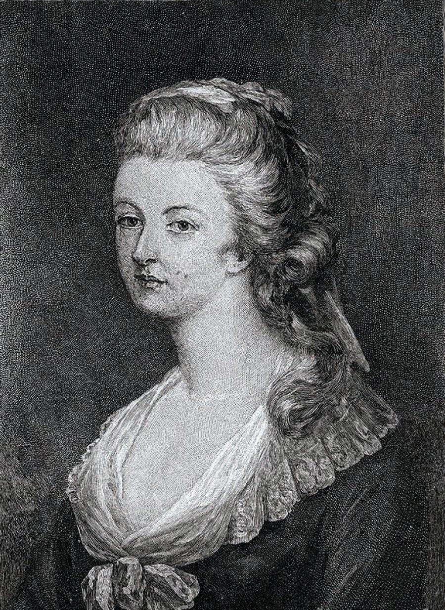 Mary Bell Washington, mother of George Washington