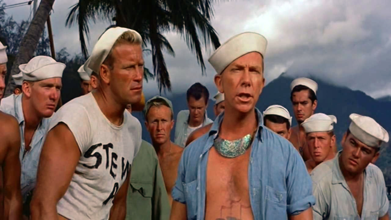From South Pacific, (1958),A South Pacific Enterprises, Inc. Production