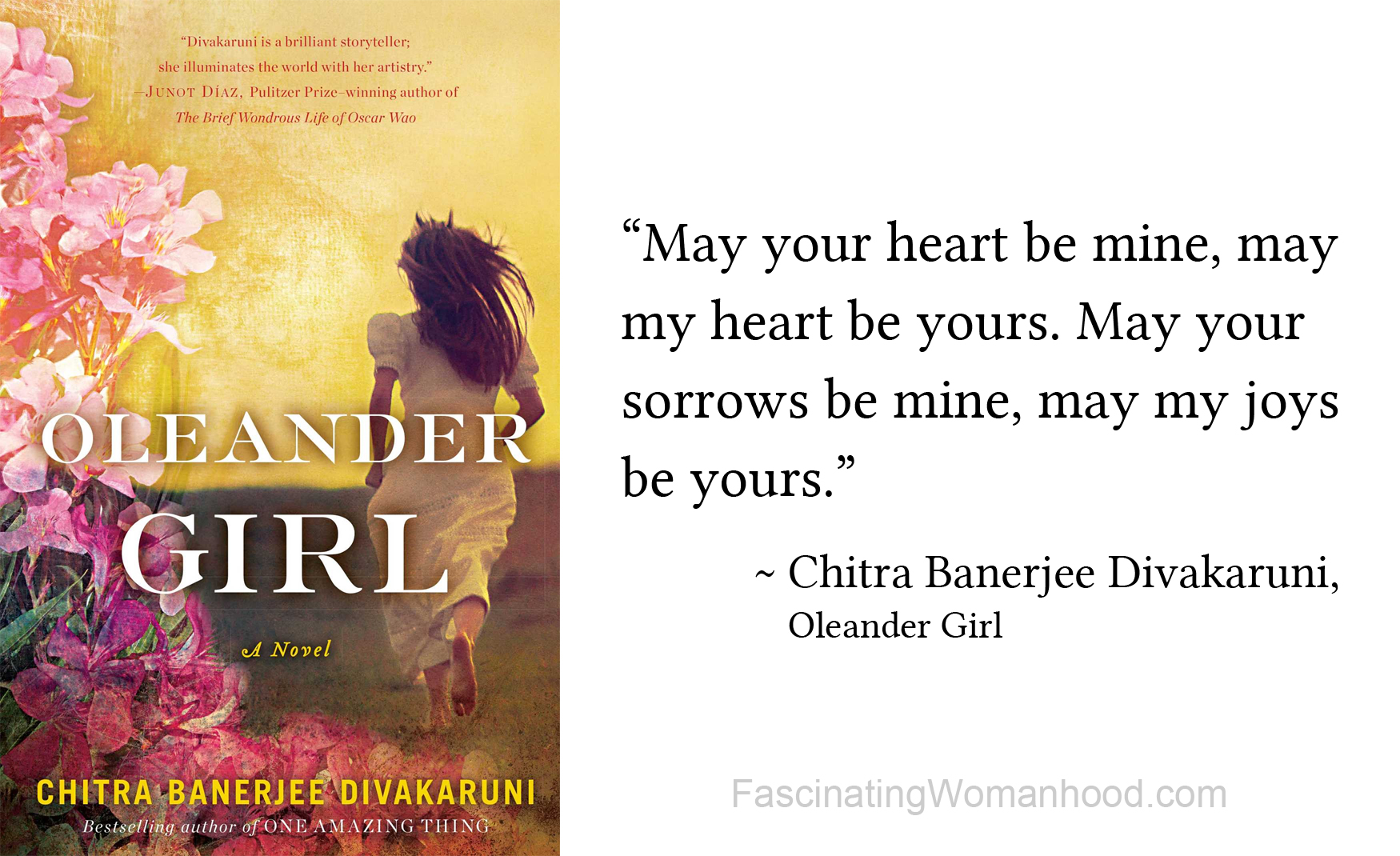 A Quote by Chitra Banerjee Divakaruni.jpg