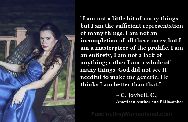 A Quote by C Joybell C.jpg