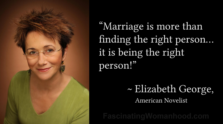 A Quote by Elizabeth George.jpg