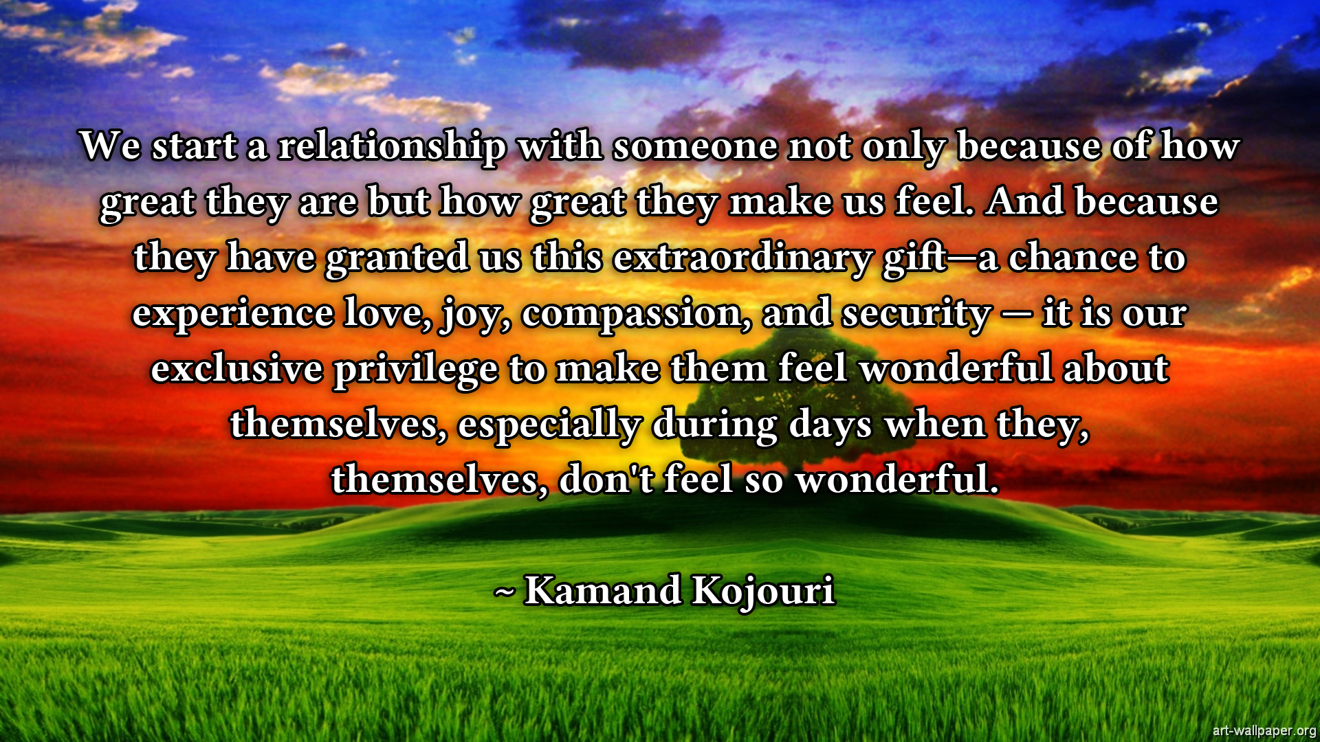 A Quote by Kamand Kojouri 2.jpg