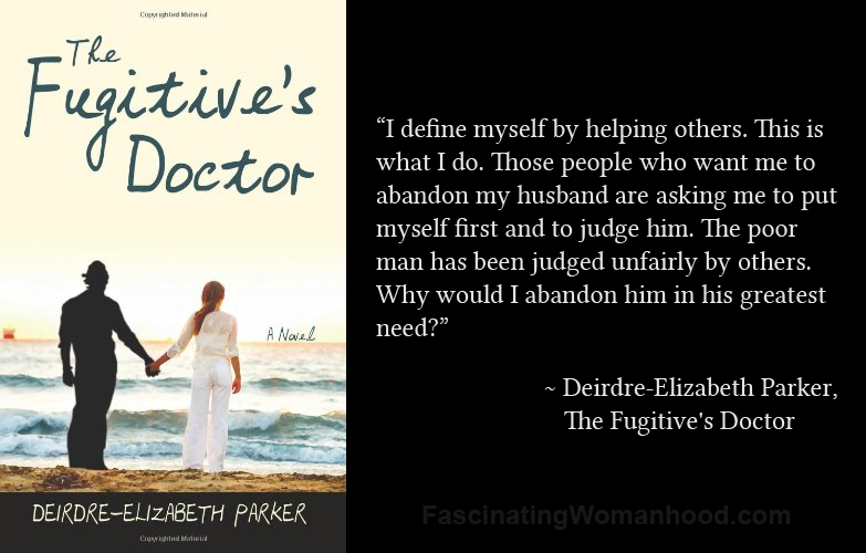 A Quote by Deirdre-Elizabeth Parker.jpg