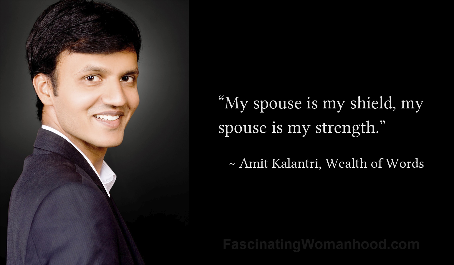 A Quote by Amit Kalantri.jpg