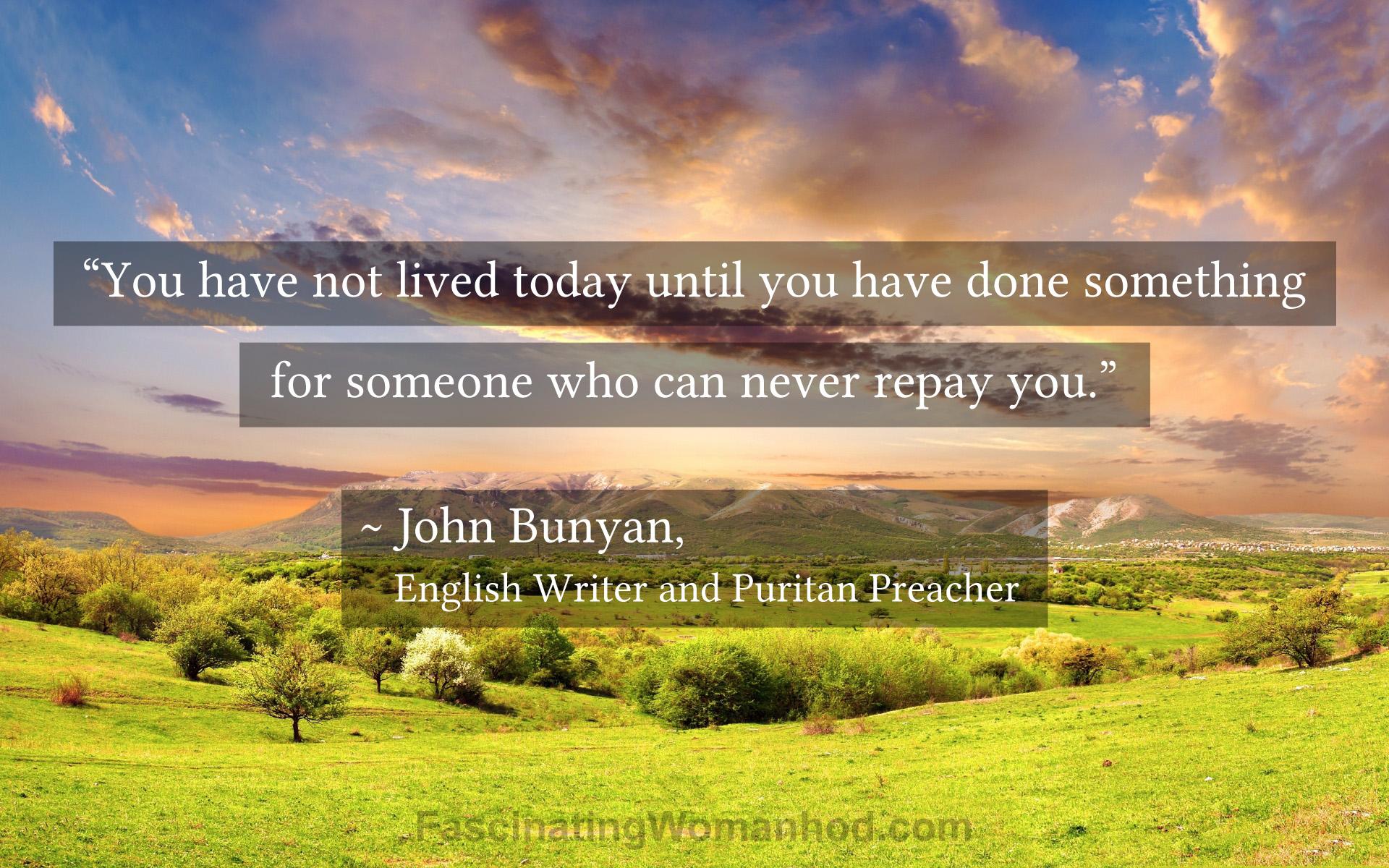 A Quote by John Bunyan.jpg