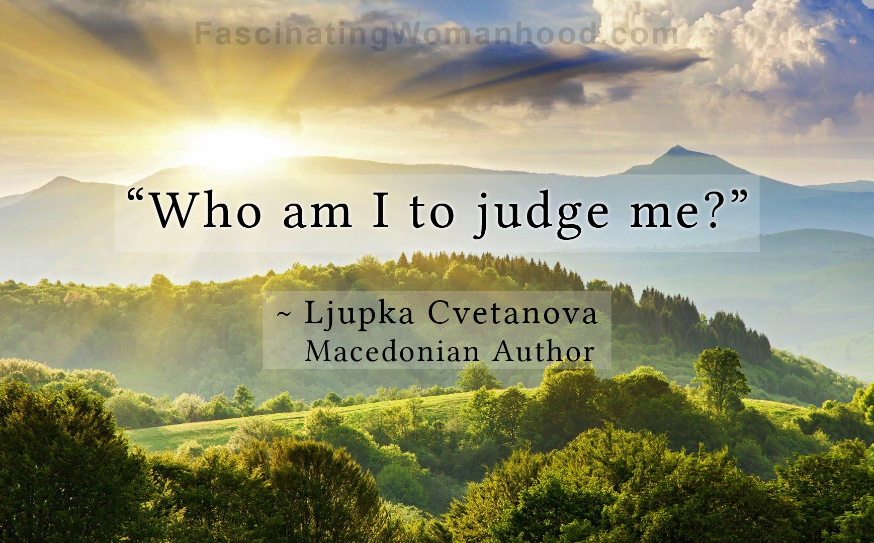 A Quote by Ljupka Cvetanova.jpg