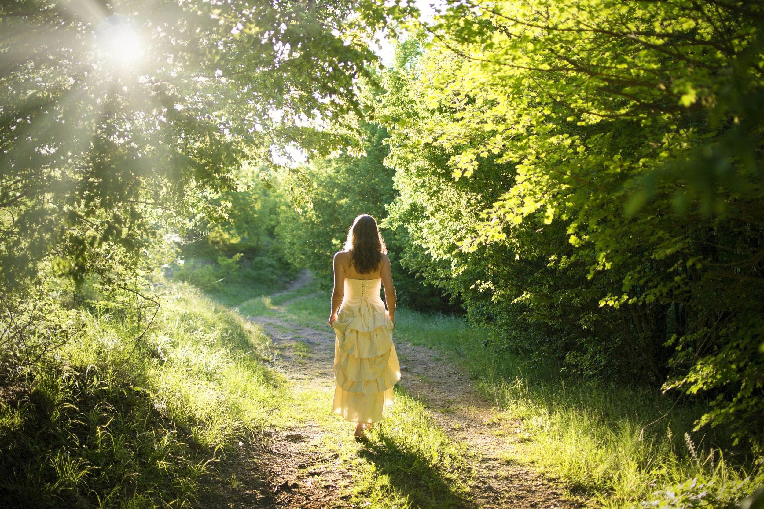 Woman Walking in Forest.jpg