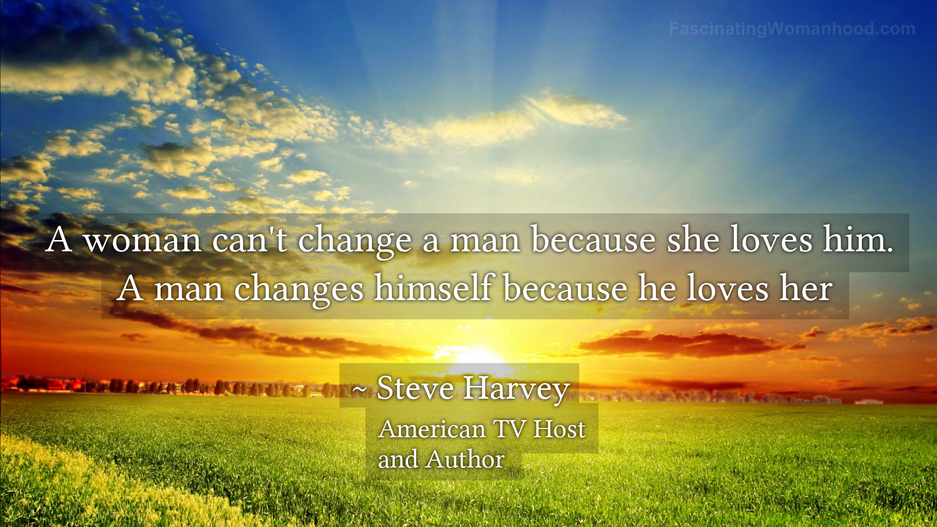 A Quote by Steve Harvey.jpg