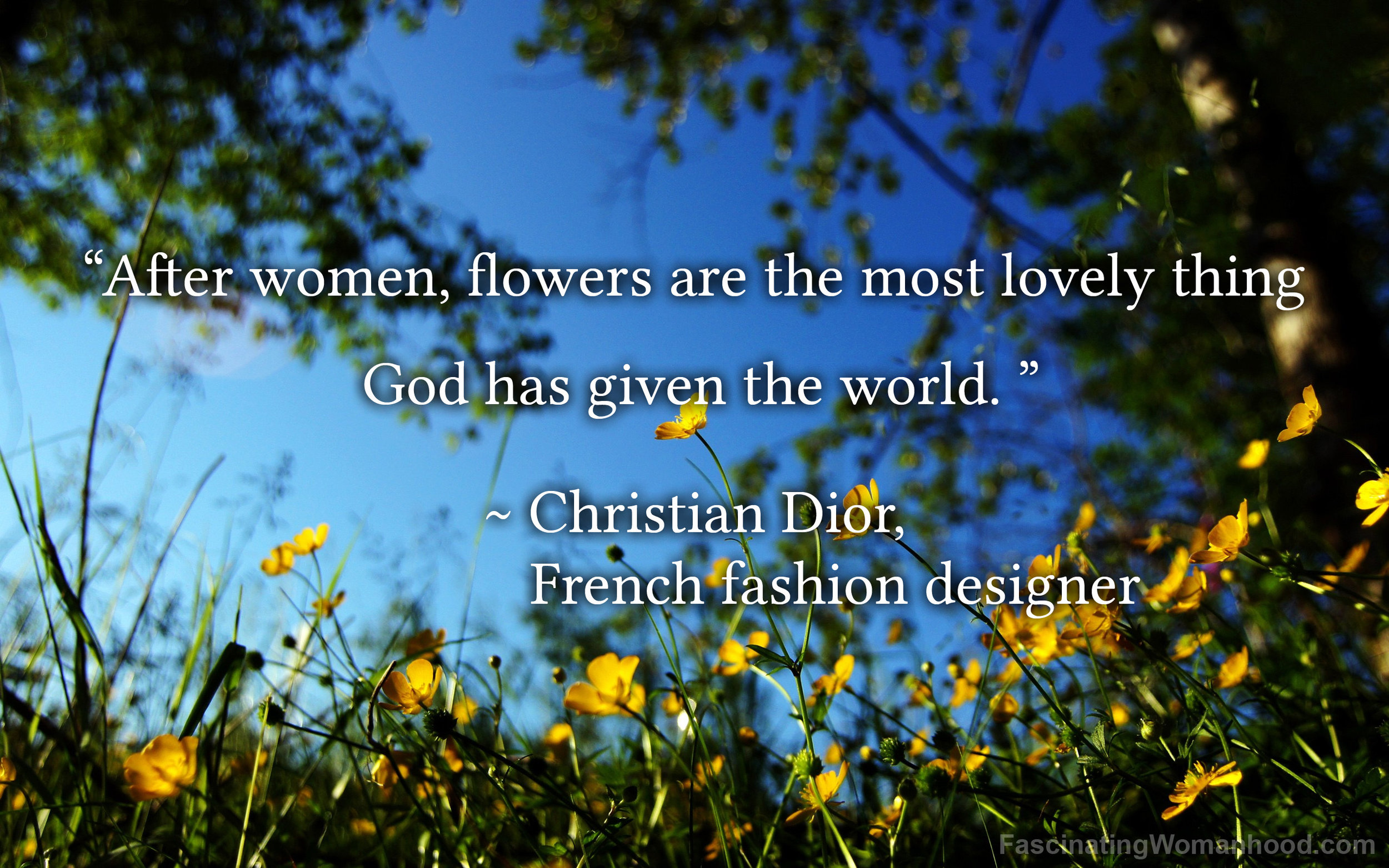 A Quote by Christian Dior.jpg