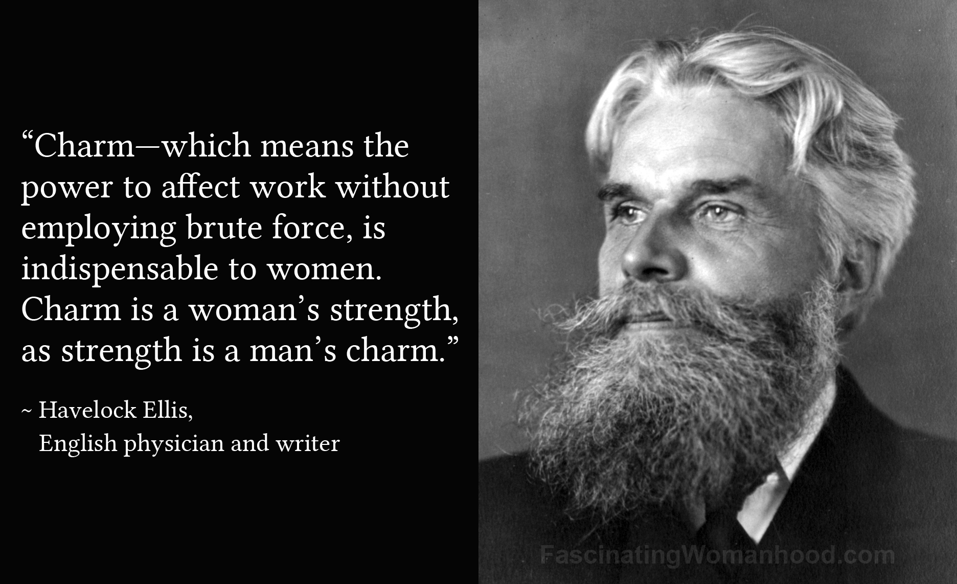A Quote by Havelock Ellis.jpg