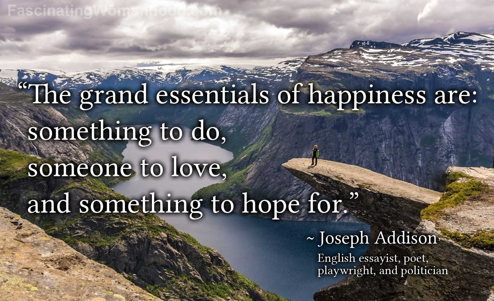 A Quote by James Addison.jpg