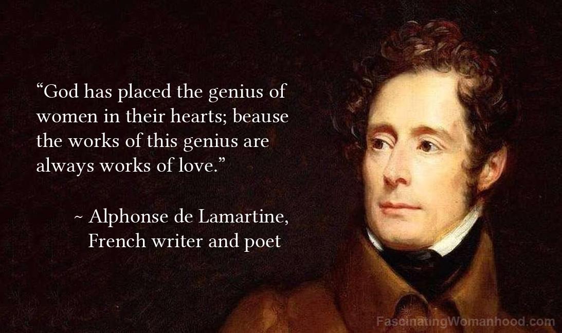 A Quote by Alphonse de Lamartine.jpg