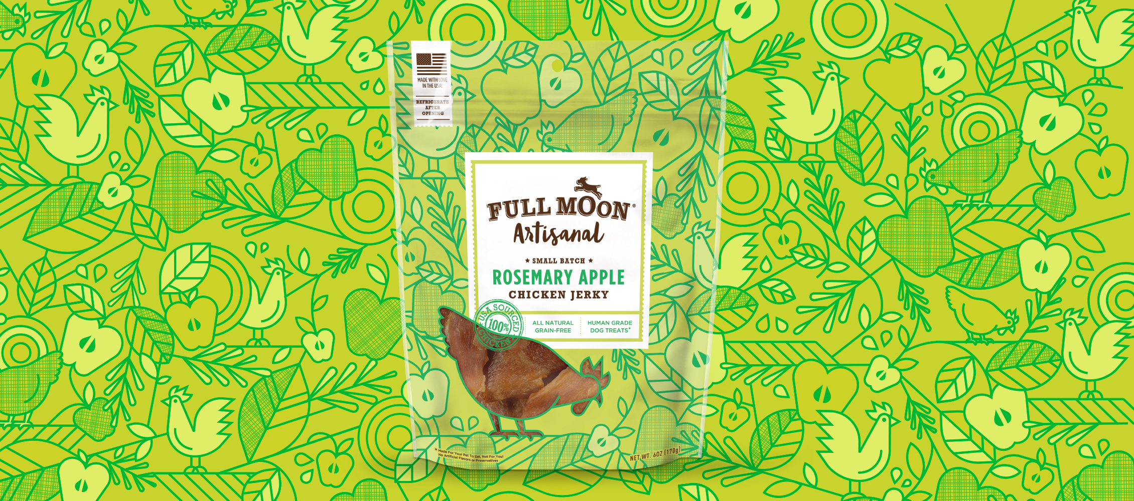 Full Moon Branding | Packaging Design