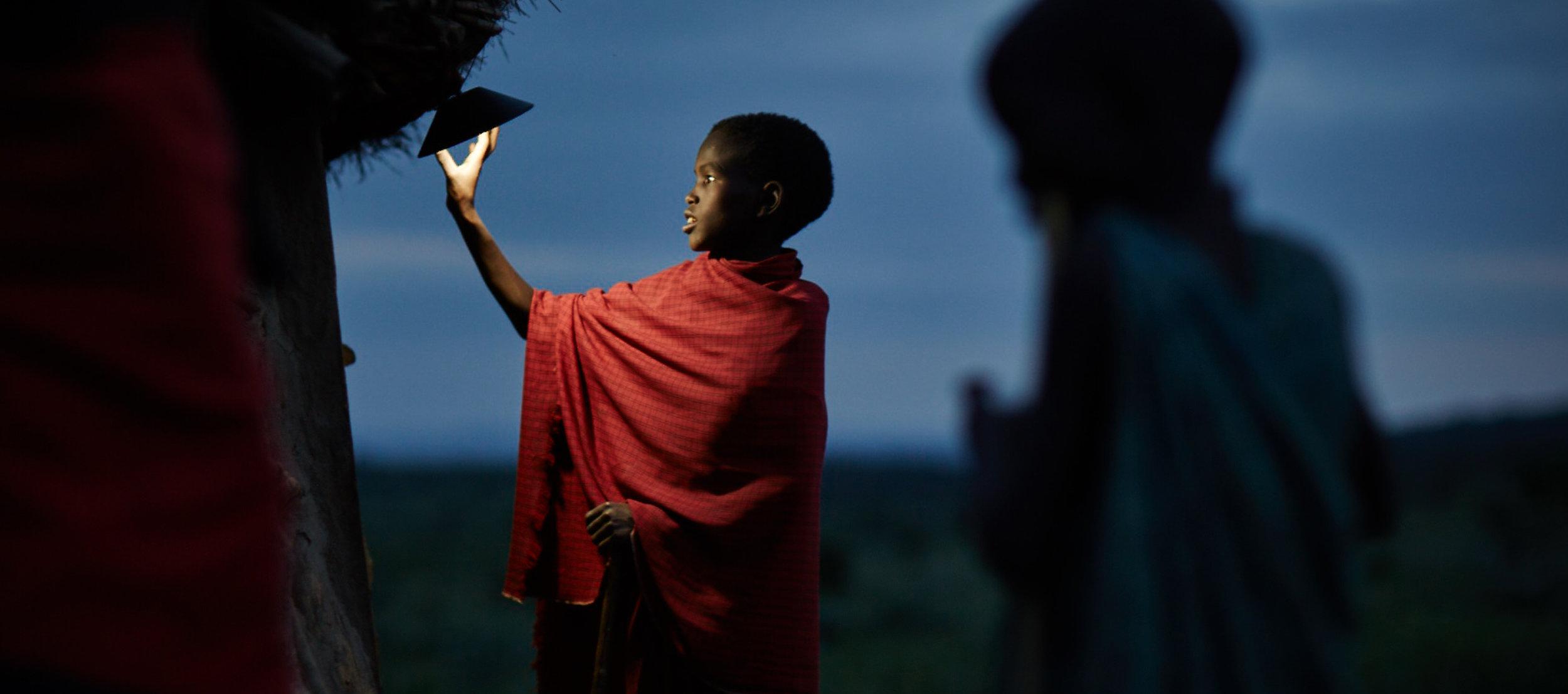 Zola electric boy lightbulb