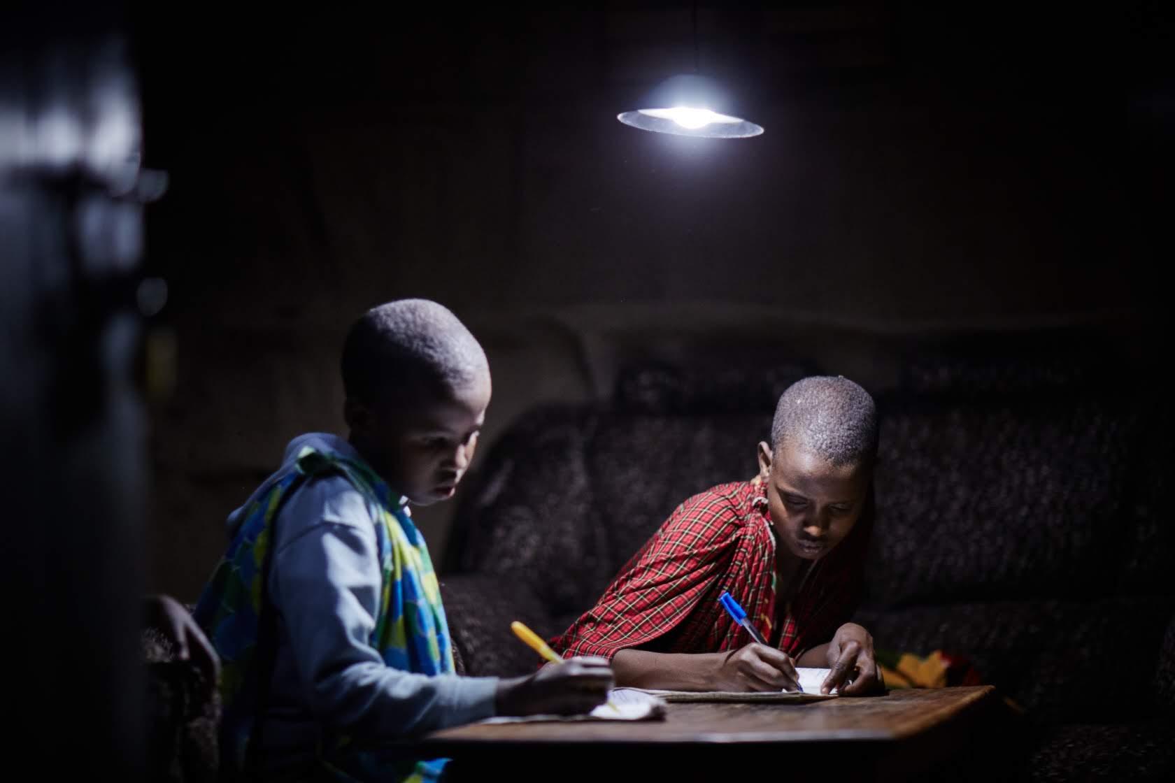 Zola electric children working light