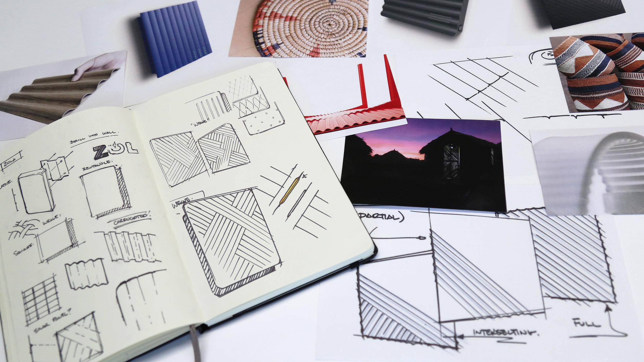 Zola electric sketches