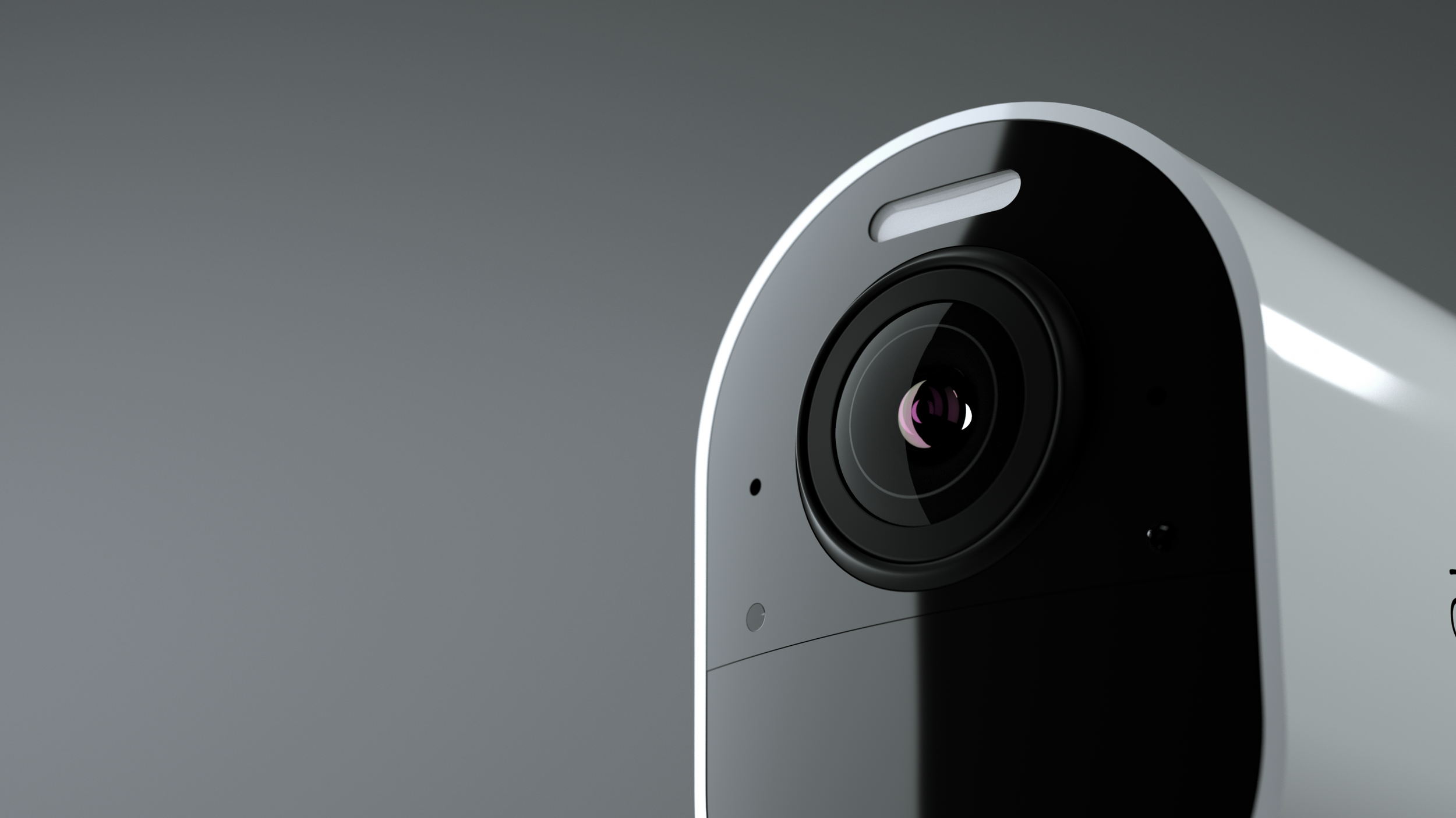 Arlo Ultra Front Face Detail