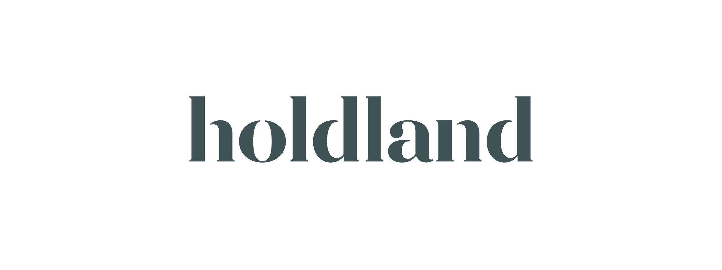 Holdland logo