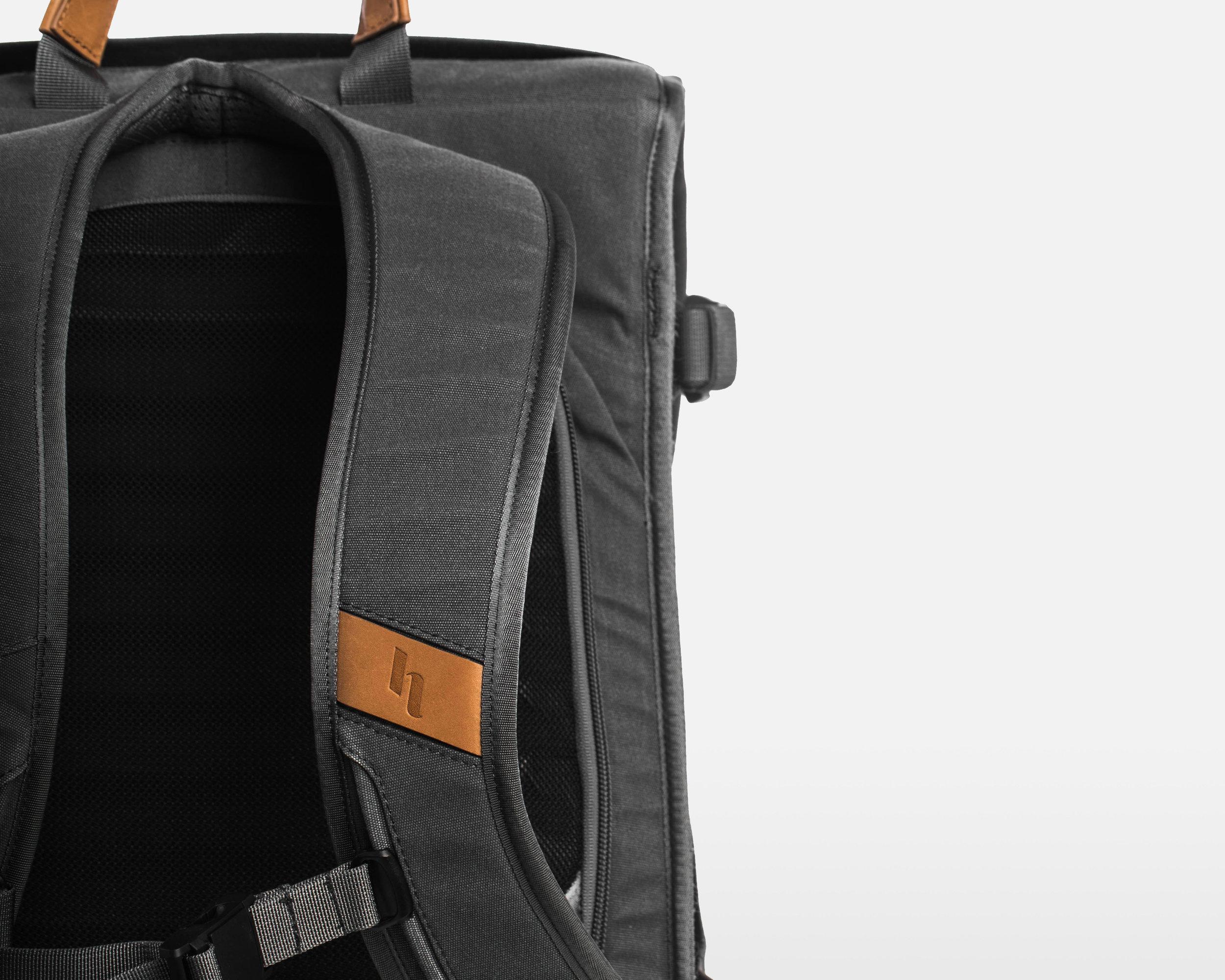 Holdland backpack detail front