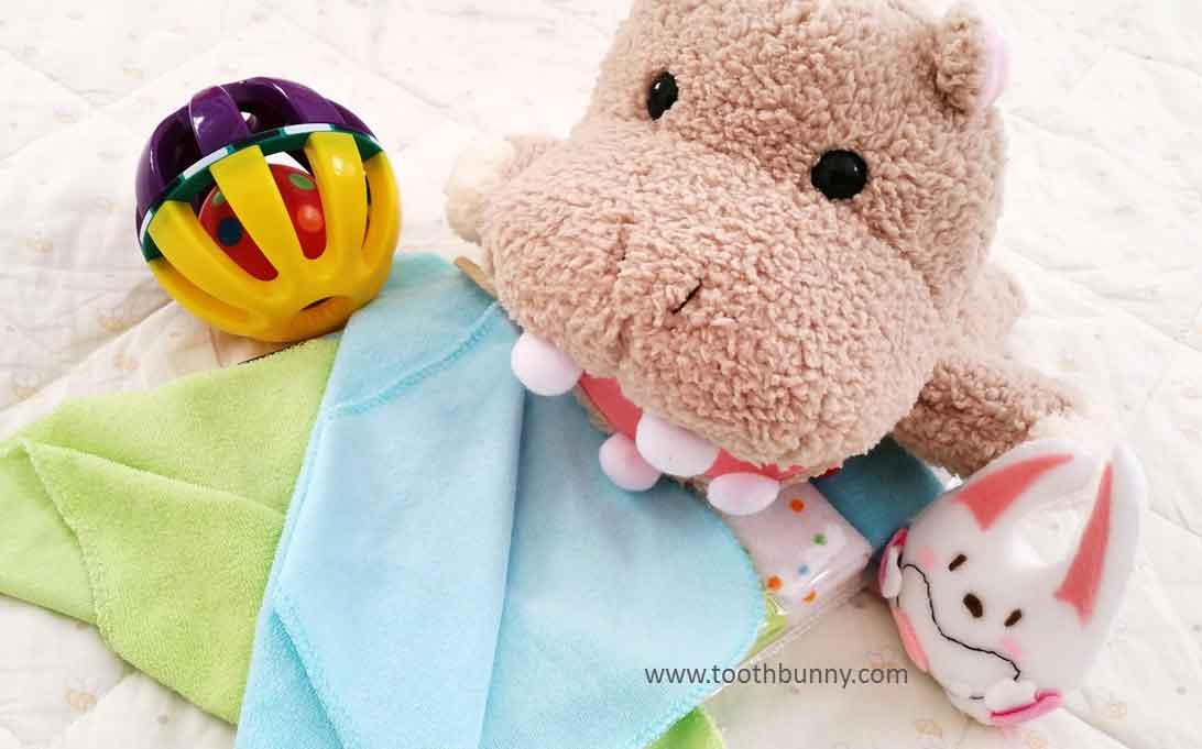 Cotton towel oral wipe