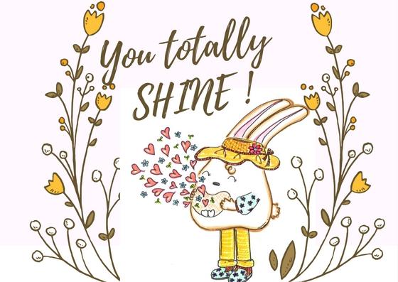 You totally shine.jpg