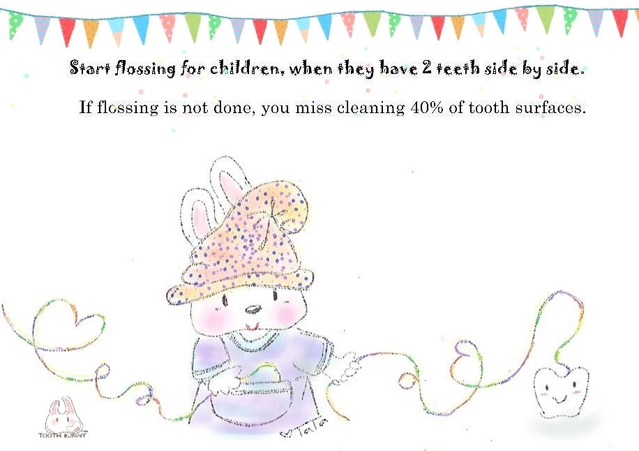 Love Children - Help Them Floss Their Teeth