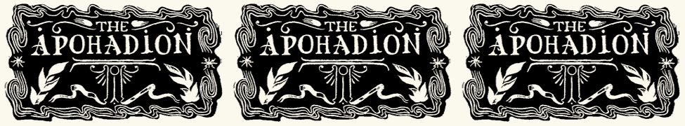 The Apohadion Theatre - https://www.theapohadiontheater.com/