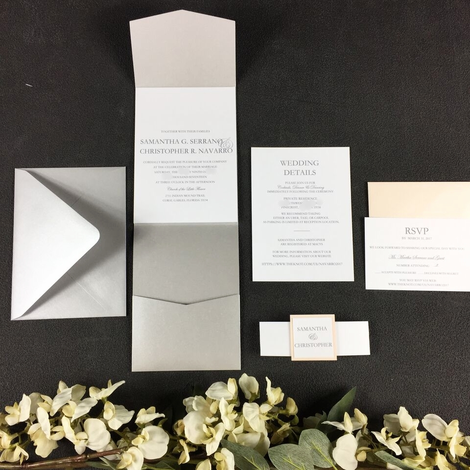 Digital printing     Digital printing is the most commonly used  method. it is fast and more economical than the alternatives. there are no limitations on the amount of colors that can be printed on the invitation.
