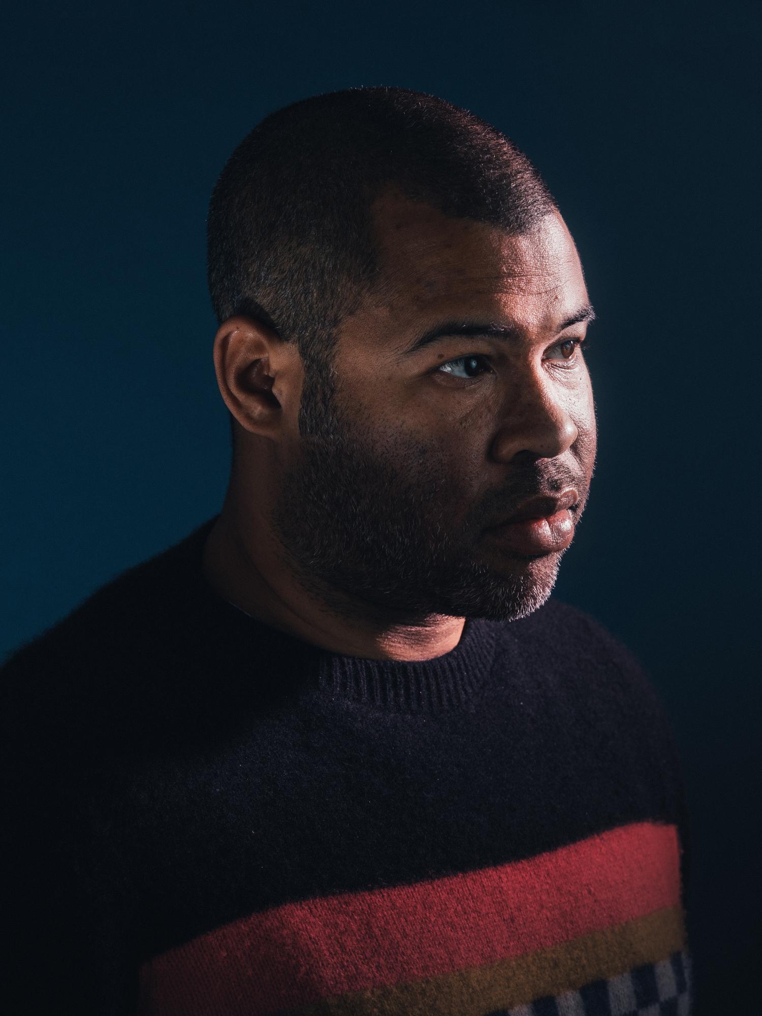 Jordan Peele for The New York Times