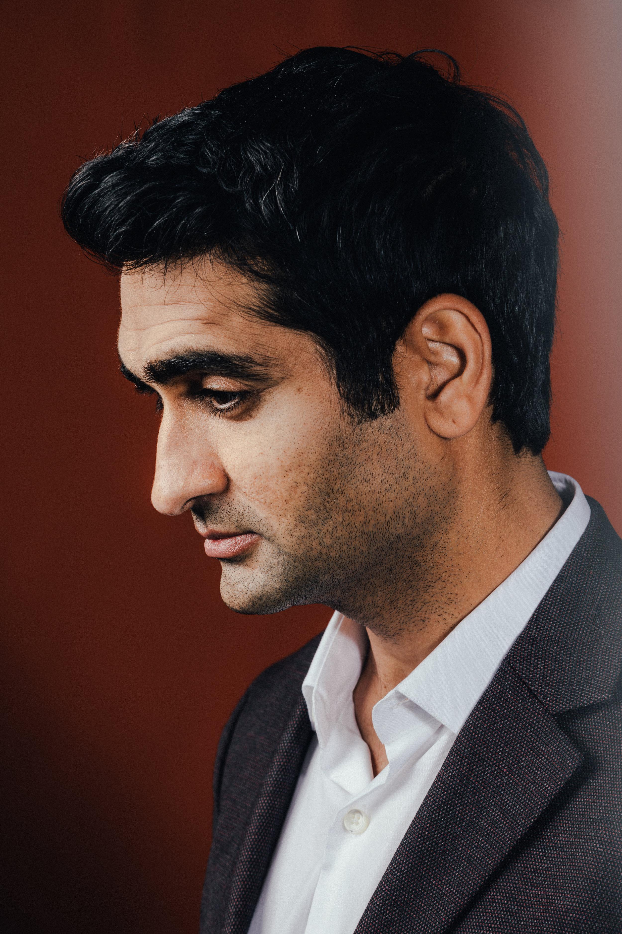 Kumail Nanjiani for The New York Times