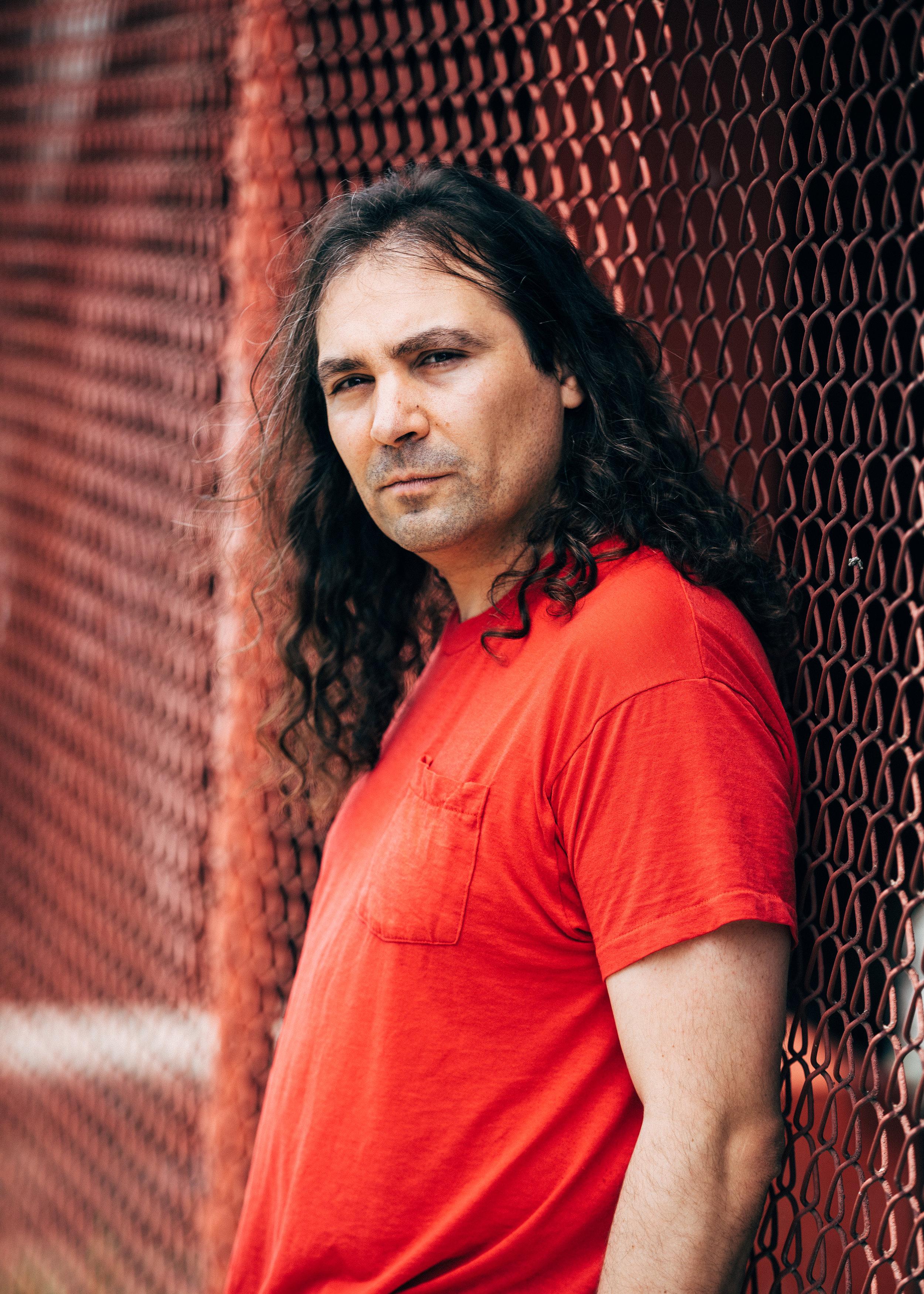 Adam Granduciel of The War on Drugs for Malibu Magazine