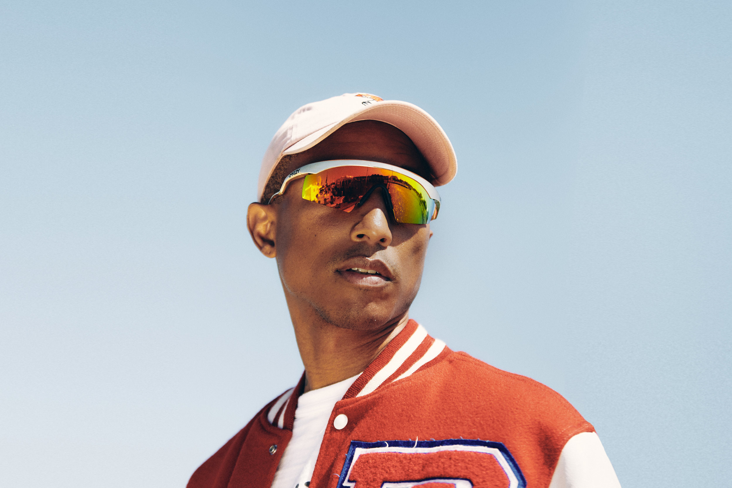 Pharrell's Something in the Water for GQ