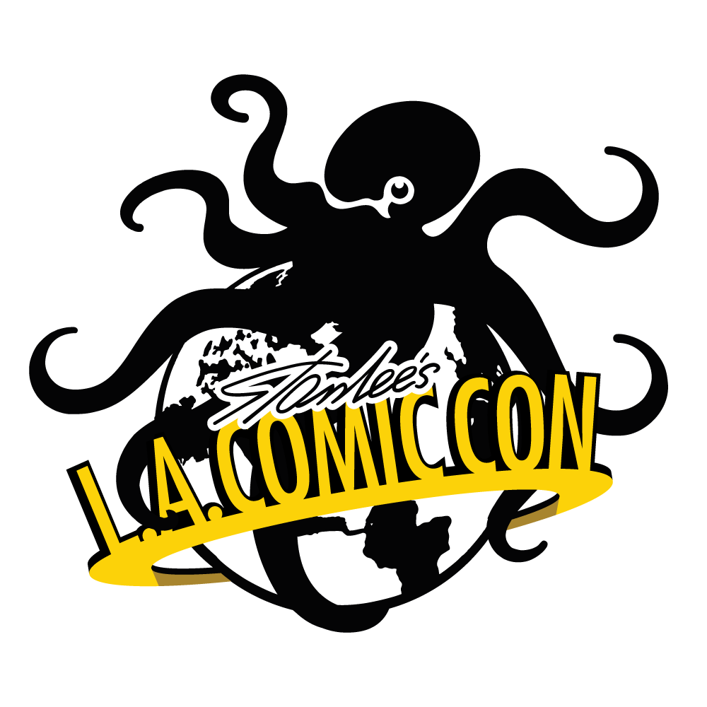 stan lee la comic con logo.png