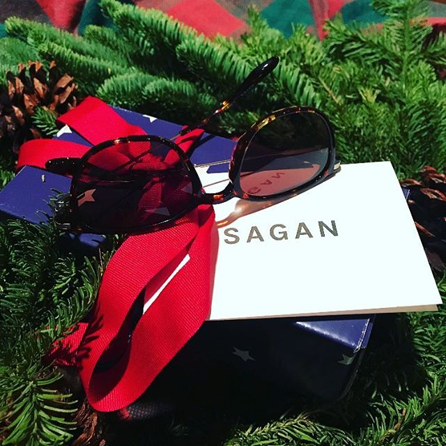 Christmas is days away & you still have shopping to do...so come check out Sagan tomorrow at the Pink Elephant on Government St! We'll be there from 4-8. There will be a bar (good times) and a DJ (good music) so come say hello and try on some Sagans!! #saganeyewear #sagan #eyewear #sunglasses #tradewhenyouwant #spottedinsagan #nola #shopnowtradelater