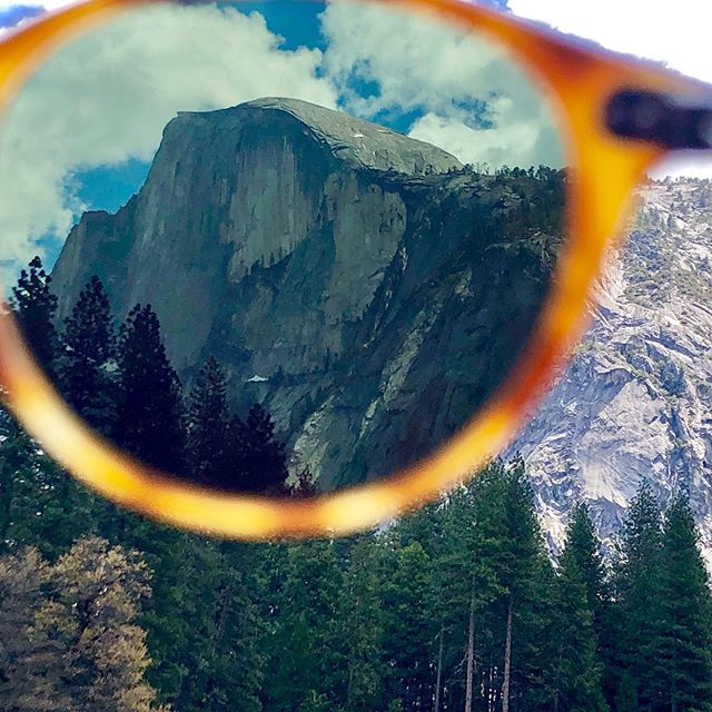 What do you see in your Sagans? Tag us in your summer adventures!  #yosemite #halfdome  #saganeyewear #sagan #eyewear #sunglasses #tradewhenyouwant #spottedinsagan #shopnowtradelater