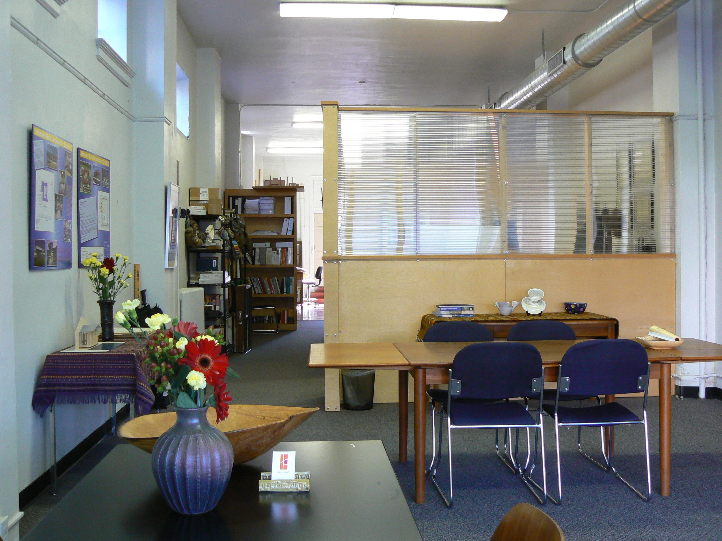 John Pruett Architects Studio