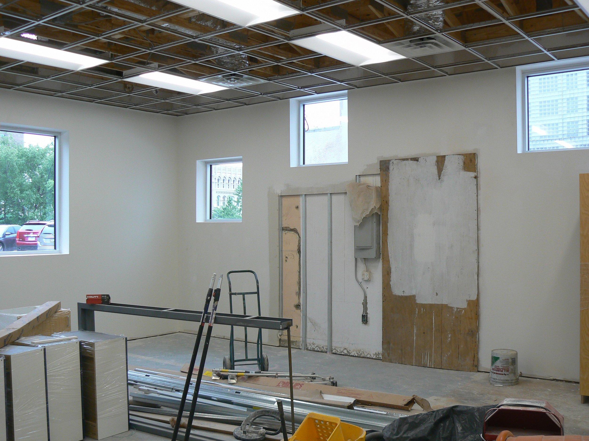 Northeast classroom