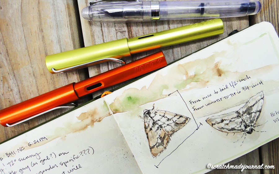 Great alternatives to disposable pens for sketching & lettering - scratchmadejournal.com