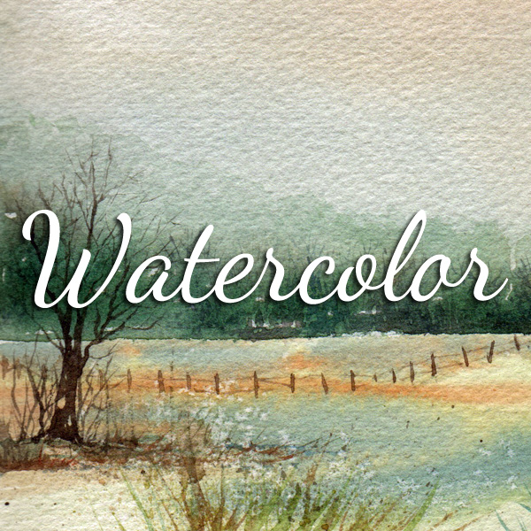 Learn all about watercolor & more at ScratchmadeJournal.com