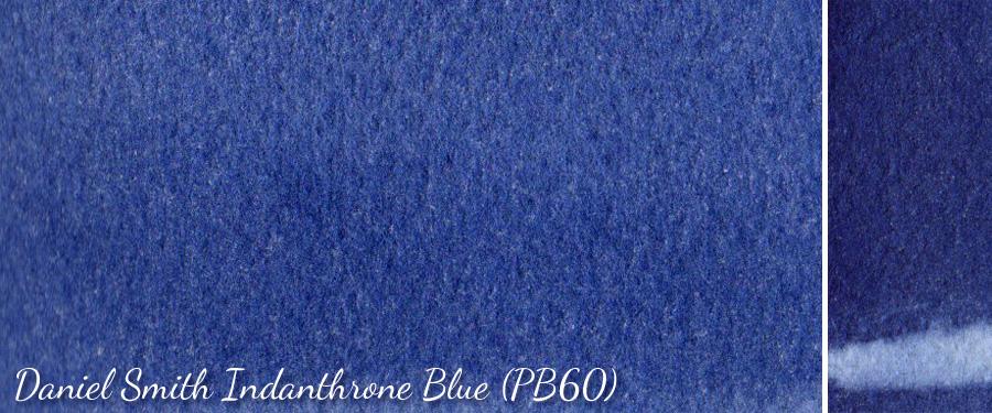 Daniel Smith Indanthrone Blue PB60 - ScratchmadeJournal.com