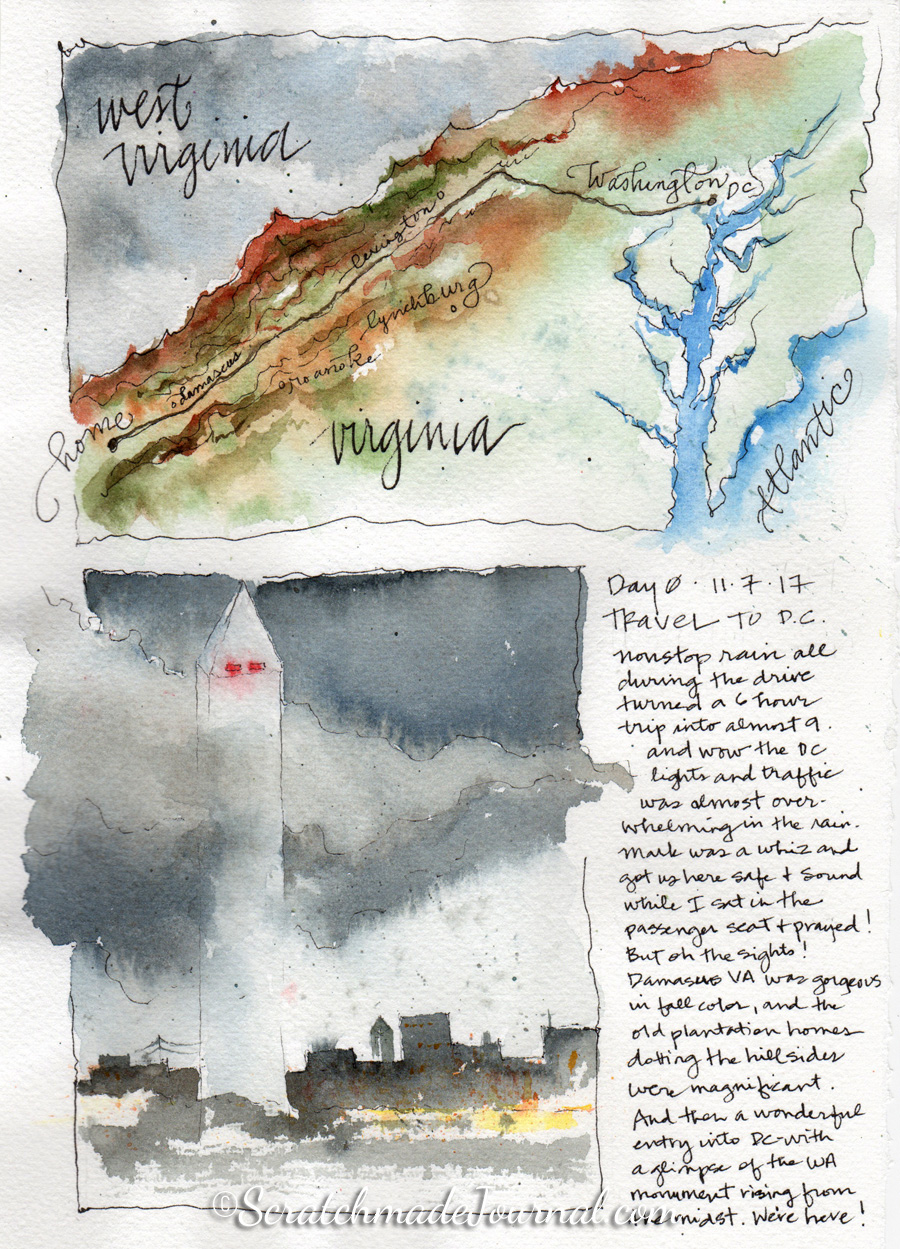 DC Day 0 Journal Page ©ScratchmadeJournal.jpg