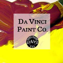 Shop Da Vinci Paints Button - ScratchmadeJournal.com