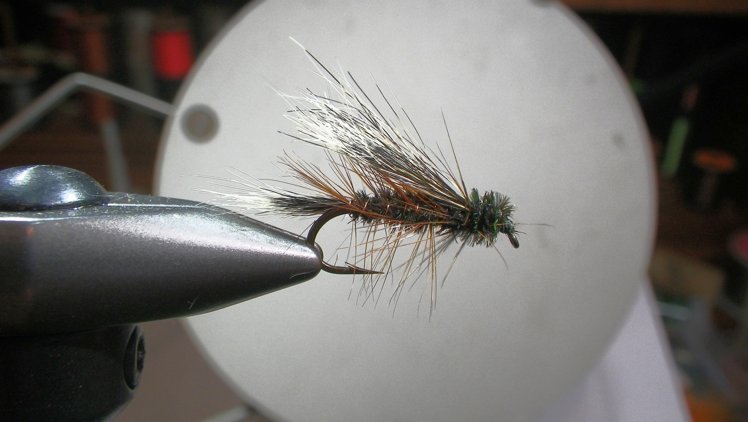 Grey Squirrel Picket Pin