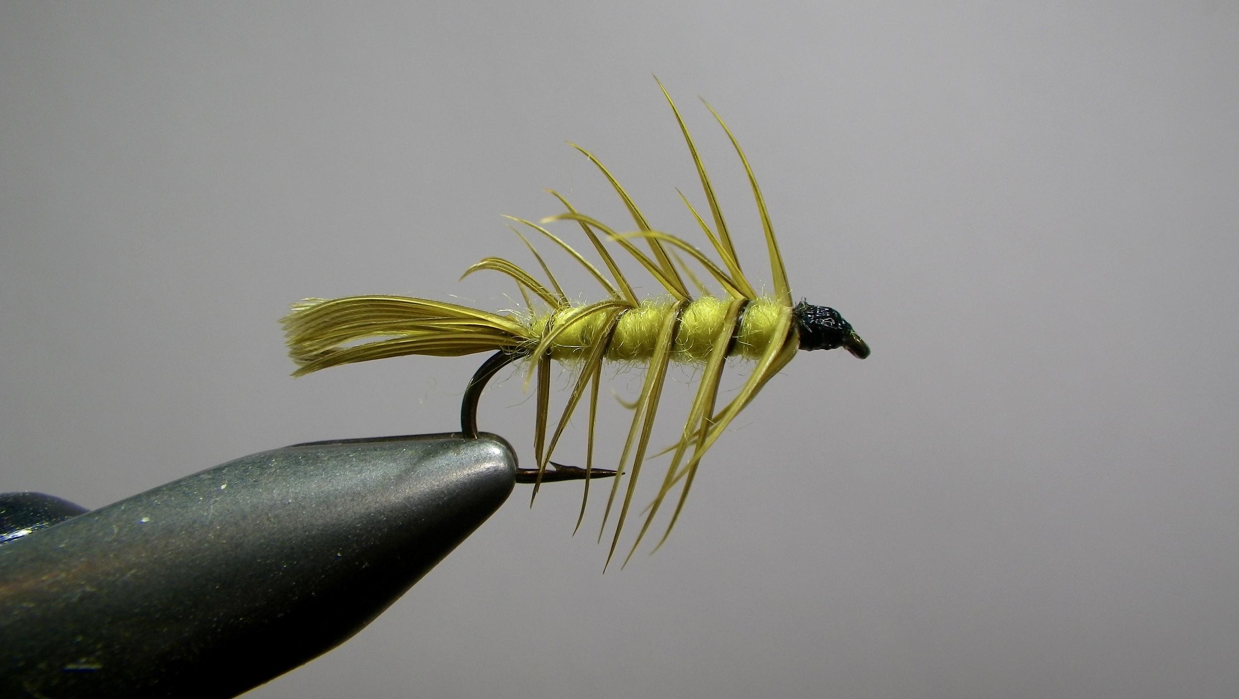 Panfish version of the Yellar Hammar